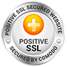 SECURED BY PositiveSSL