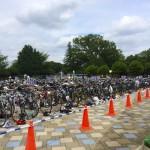 7月3日(日)は昭和記念公園トライアスロン大会!!