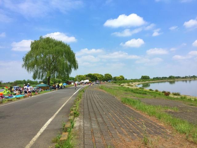 6月5日(日)2016彩の国トライアスロン in 北川辺大会