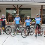 サイクルワークスオオタキ「朝のサイクリング」実施しました!