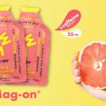 MAG-ONの新フレーバー【ピンクグレープフルーツ】